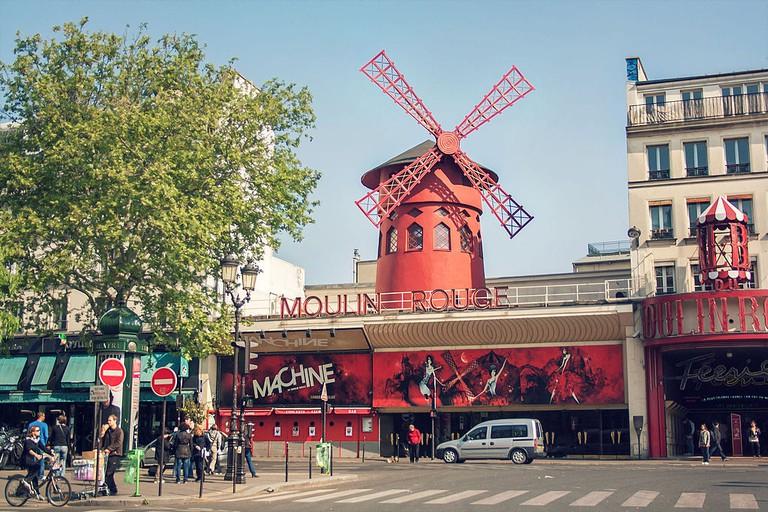 La Machine du Moulin Rouge/ ©Juanedc/Wikicommons
