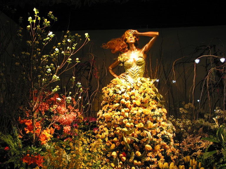 Macy's Flower Show | © Marilyn C. Cole/Flickr