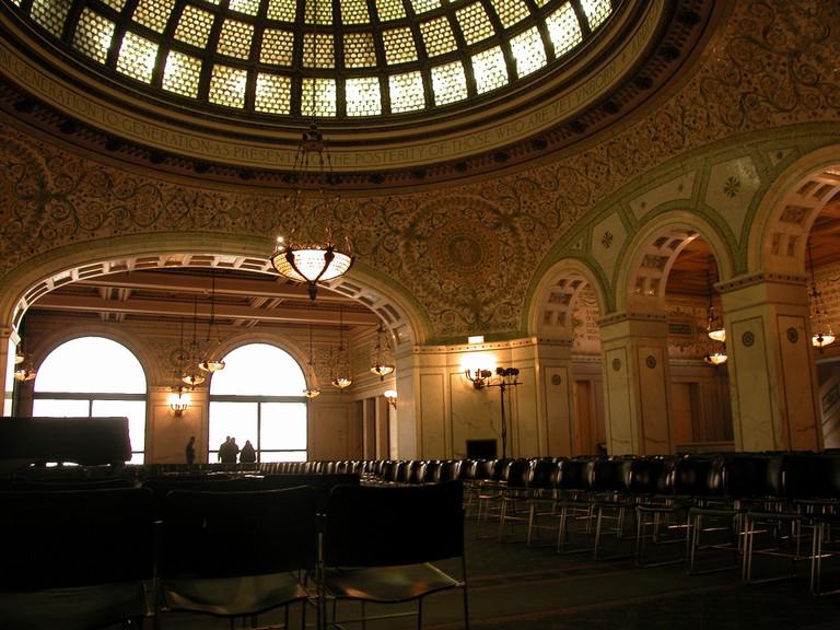 Chicago Cultural Center | © David Wilson/Flickr