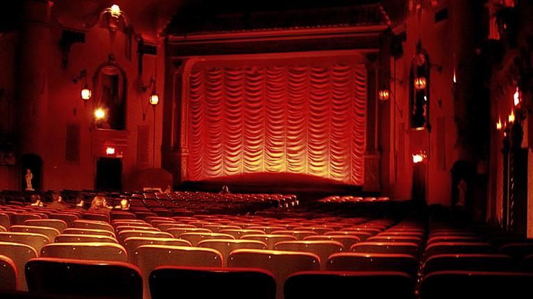 Music Box Theatre | © JoAnna Dornick/Flickr