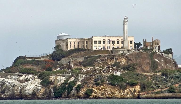 Alcatraz Island © Dennis Jarvis/Flickr
