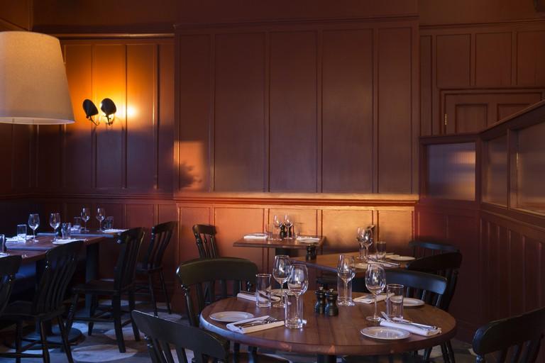 Restaurant Interior | © Ed Reeve