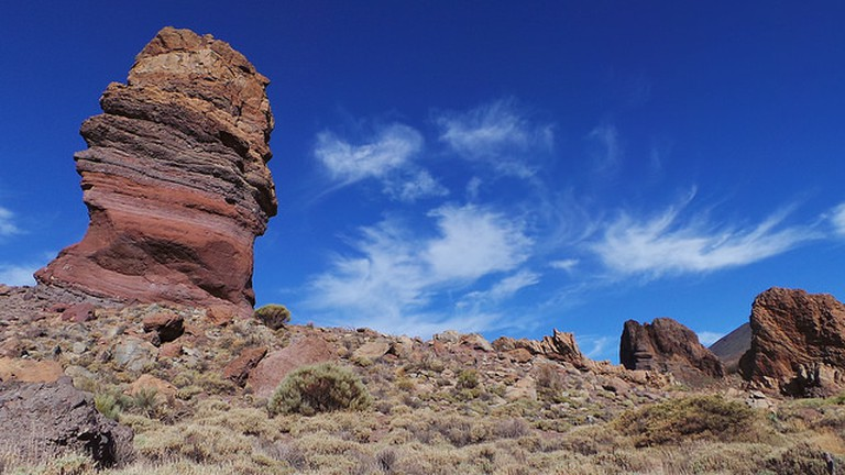 Sculptures of Roques de Gracia © El Coleccionista de Instantes Fotografía & Video/Flickr