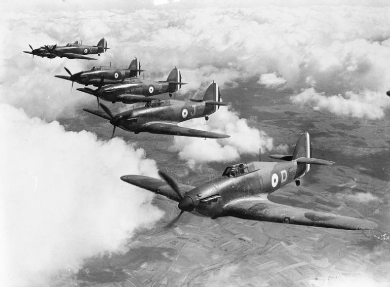 British Royal Air Force In France 1939 -1940   © Fæ / WikiCommons