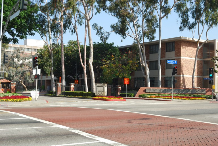 University of Southern California © Ting Chen / Flickr