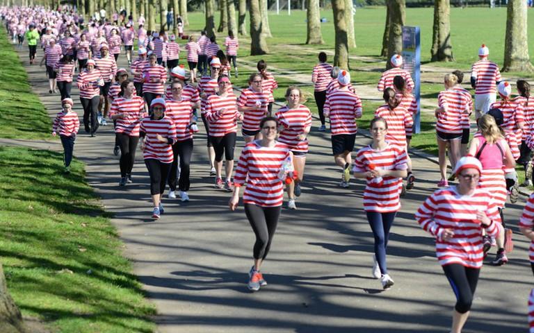 Wally Run | Courtesy of National Literacy Trust