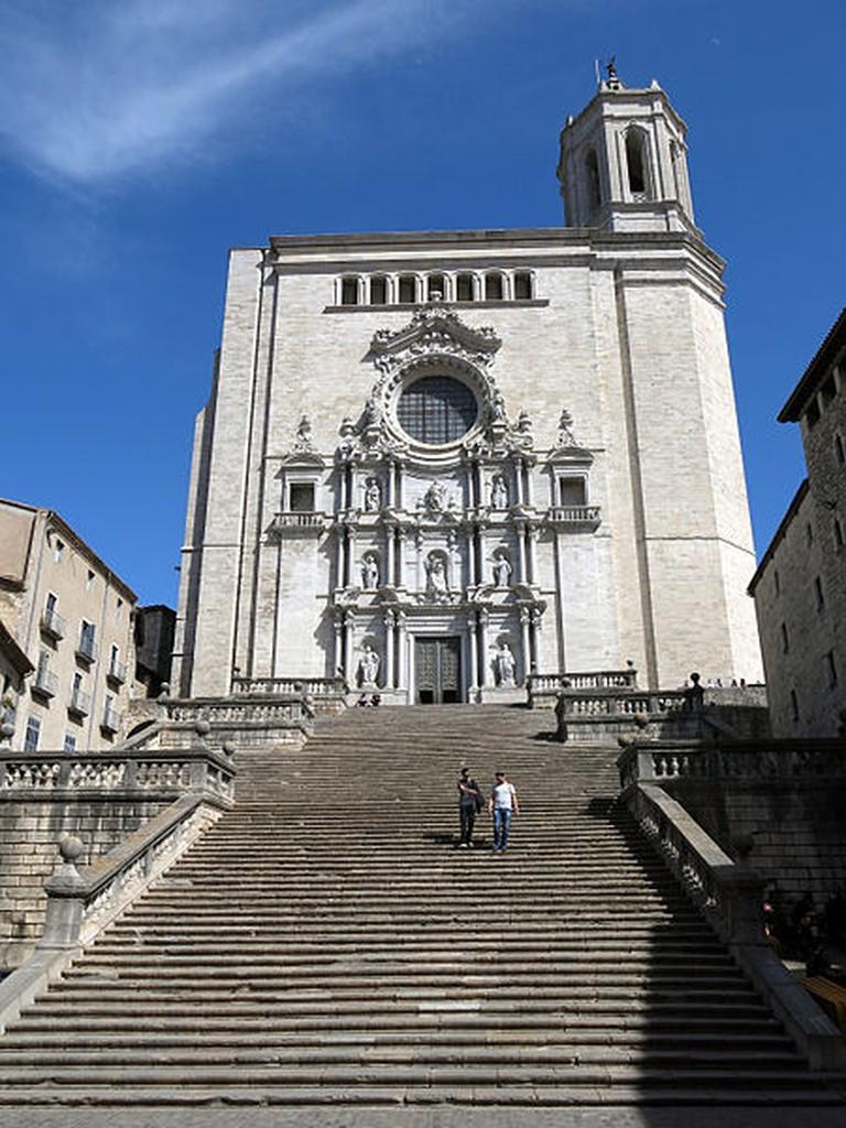 'Catedral de Santa Maria', Girona / Enfo © / Wikicommons