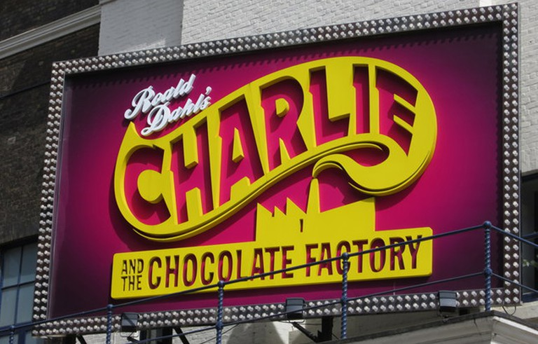 Charlie and the Chocolate Factory, Theatre Royal   © Oast House Archive / Geograph