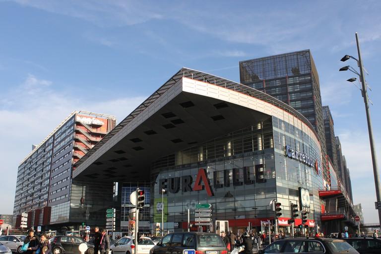 Euralille shopping center | © Anna Moores