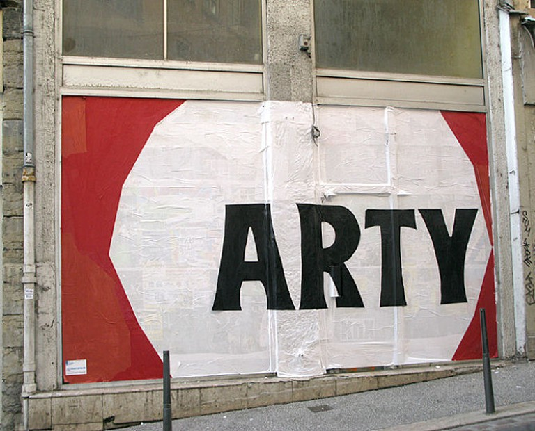 Arty by Les Frères Ripoulain
