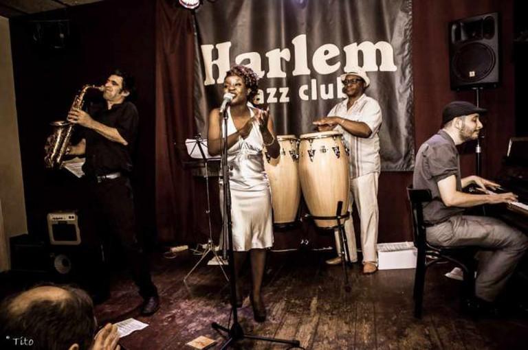 Courtesy of Harlem Jazz Club