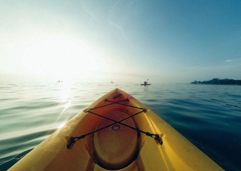 Enjoy a fun and cost-efficient boat ride from mid-May through mid-October / Pexels