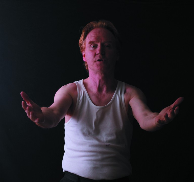 Owen O'Neill in Absolution | Courtesy of Guy Masterson