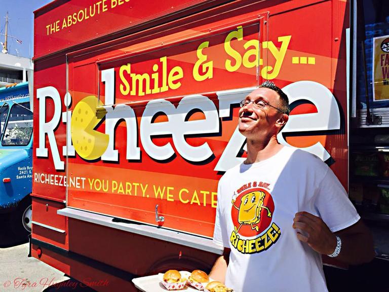 richeeze food truck