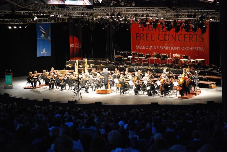 Melbourne Symphony Orchestra | Alpha/Flickr