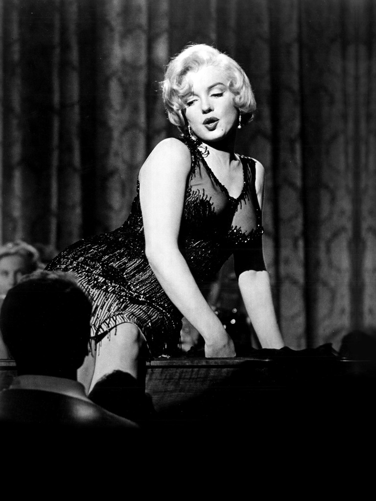 Marilyn Monroe inSome Like It Hot – 1959  © AF archive / Alamy