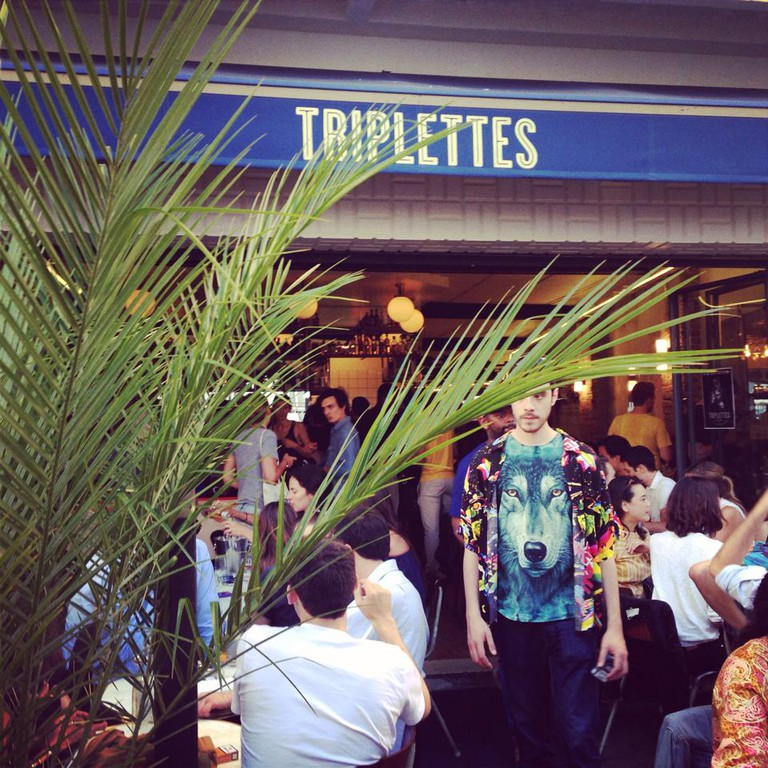 ©Triplettes restaurant/Courtesy of Triplettes