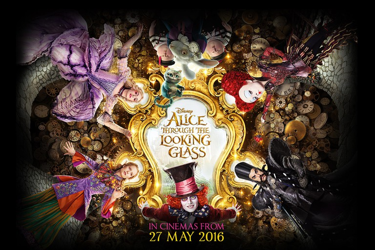 Alice Through The Looking Glass   © Walt Disney Pictures