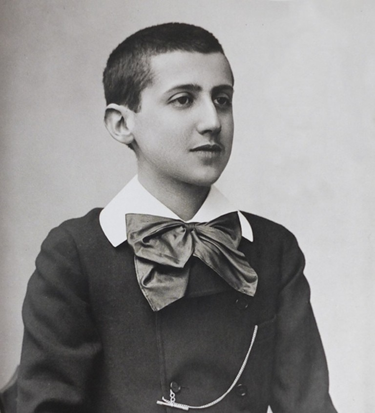 Young Marcel Proust|© The Public Domain Review/Flickr