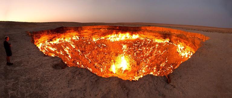 Door to Hell | © Tormod Sandtorv/WikiCommons