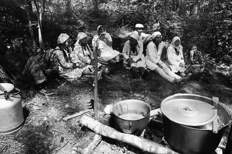 Ritual Eating © Sergey Poteryaev