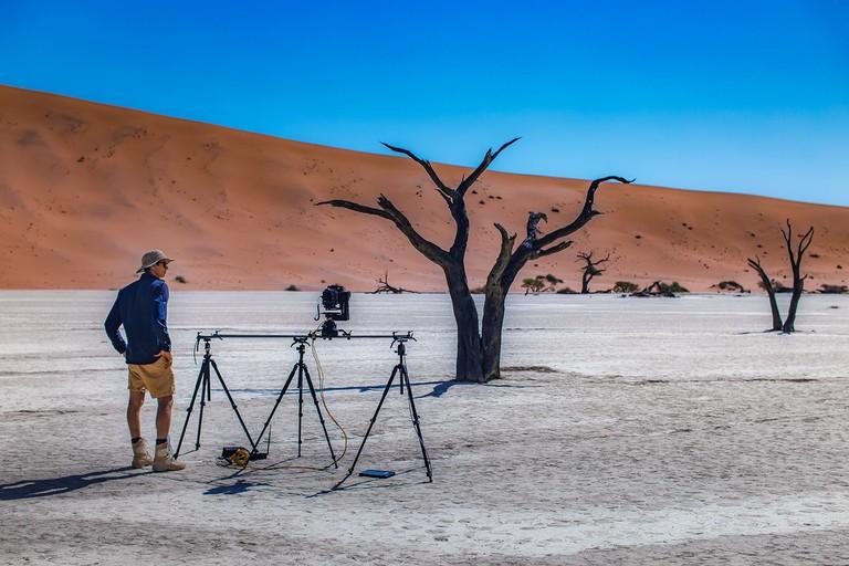 Botswana Deadvlei | Courtesy of Maciej Tomków