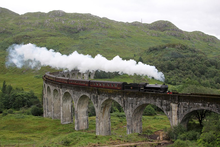 Jacobite Steam Train | © 96tommy / Flickr