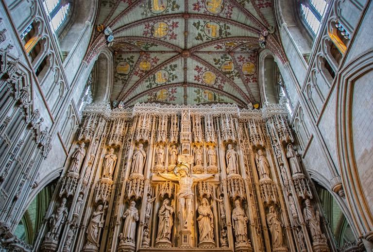 St Albans cathedral   ©Gary Ullah /Flickr