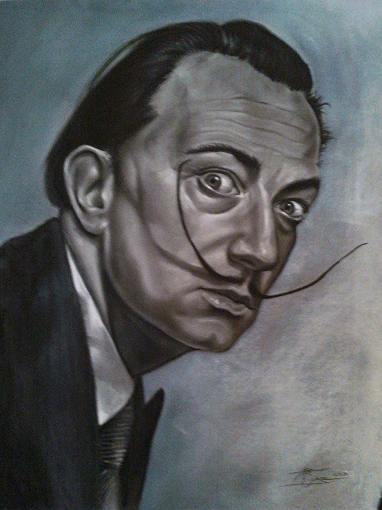 Salvador Dalí © Ariel Quiroz