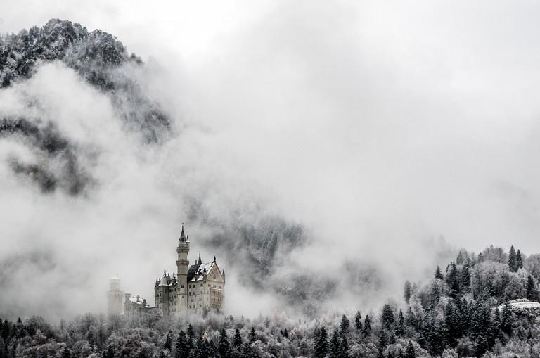 Neuschwanstein Castle | © Marco Cortese/Flickr