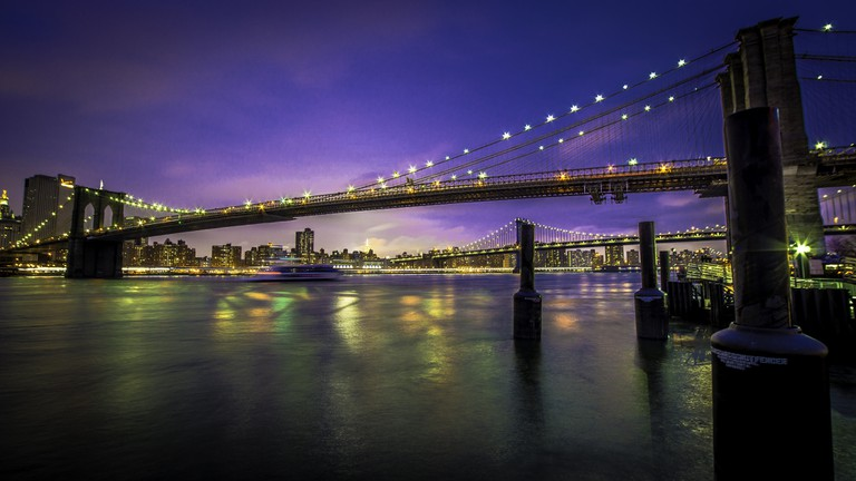 Brooklyn Bridge | © Jauher Ali Nasir/Flickr