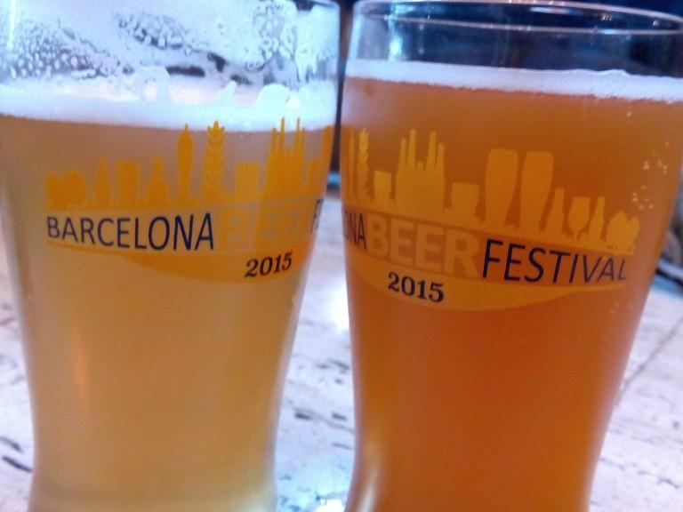 Barcelona Beer Festival ©Ana Rey