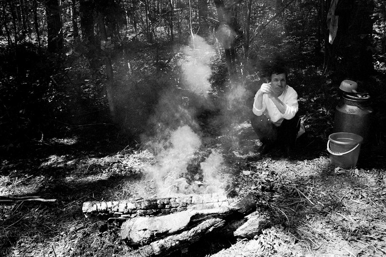 Ritual Sacrifice © Sergey Poteryaev