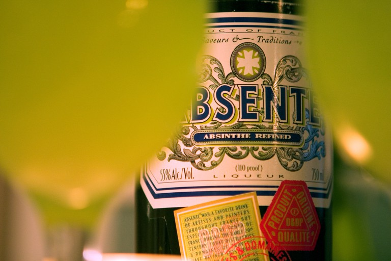 Absinthe|© Flickr/jb