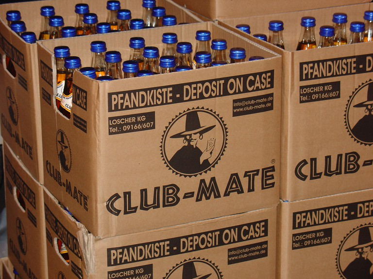 © Club-Mate Boxes | Jeff Keyzer /Flickr