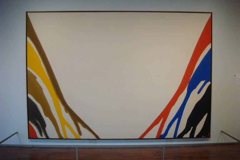 Morris Louis | © Christopher Paulin / Flickr