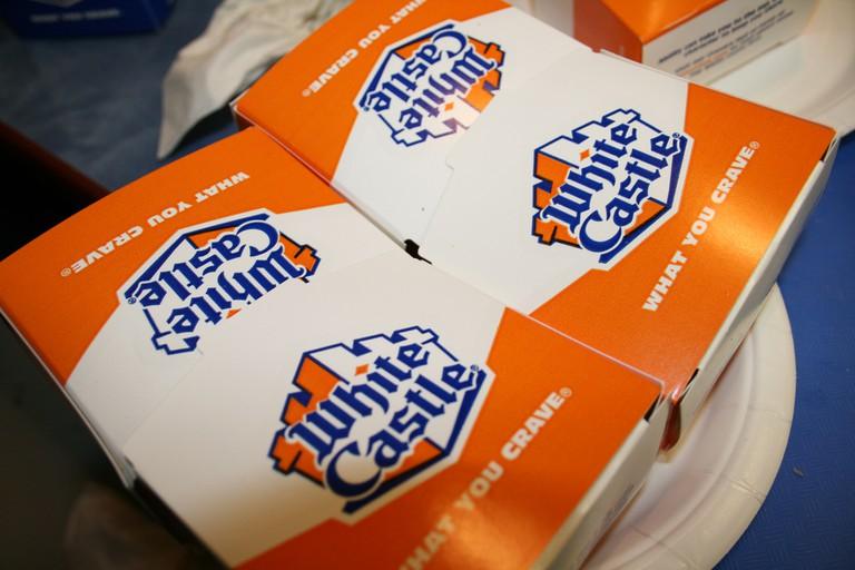 White Castle Burgers   © Ryan/Flickr