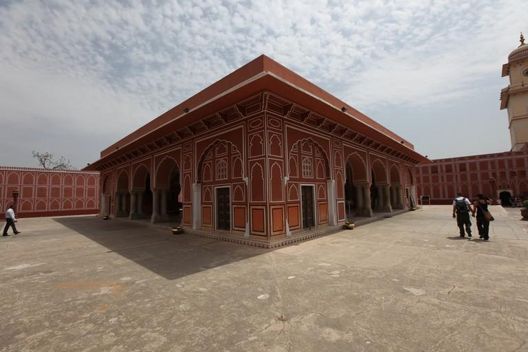 City Palace in Jaipur © Richard Moross / Flickr