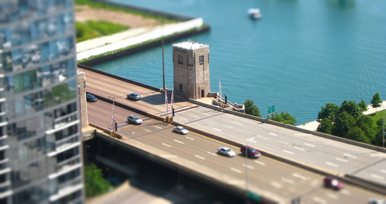 Lake Shore Drive   © kosheahan/Flickr
