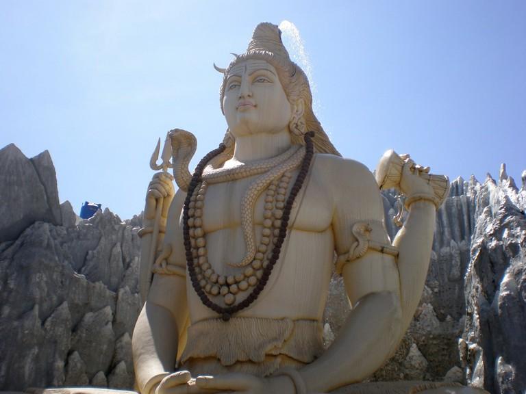 Lord Shiva's temple © Sean Ellis / Flickr