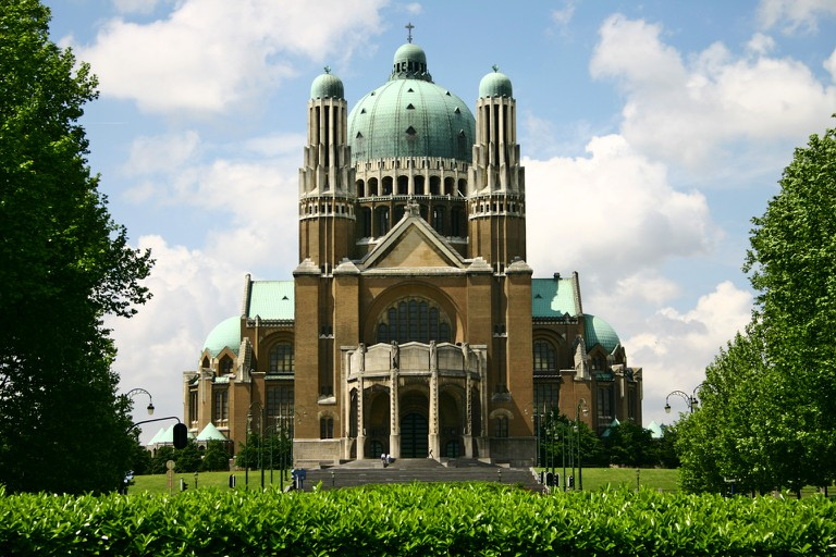 Basilica of the Sacred Heart, during the international Da Vinci exposition from 2007 - 2008 |© Flickr/Chrstian Stock