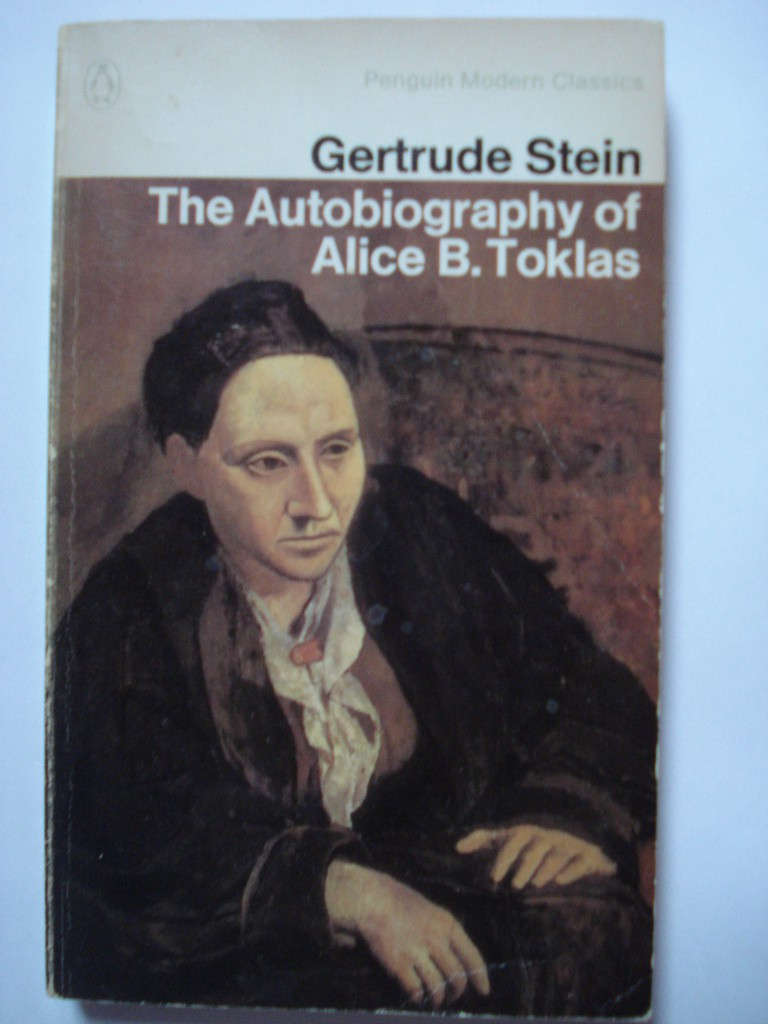 The Autobiography of Alice B. Toklas   © Alistair Leadbetter/Flickr