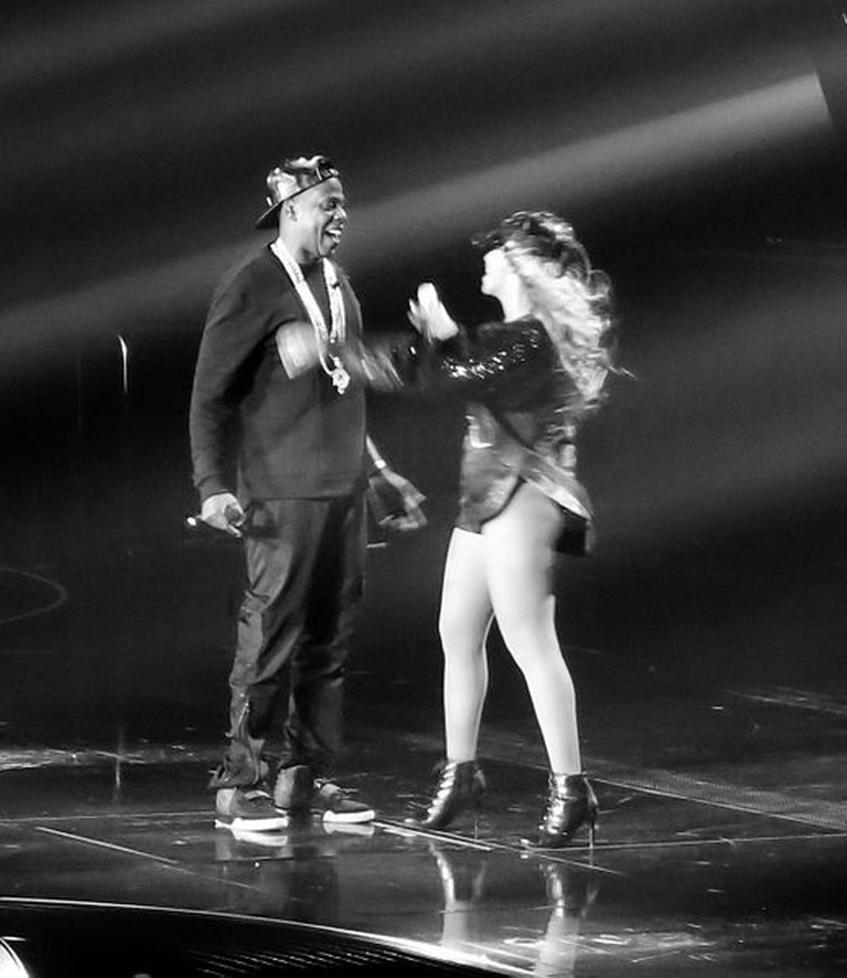 Jay Z Beyonce | © sashimomura/WikiCommons