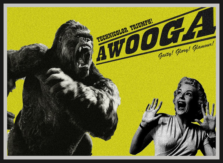 Awooga Poster | © Oliver Thompson/Flickr