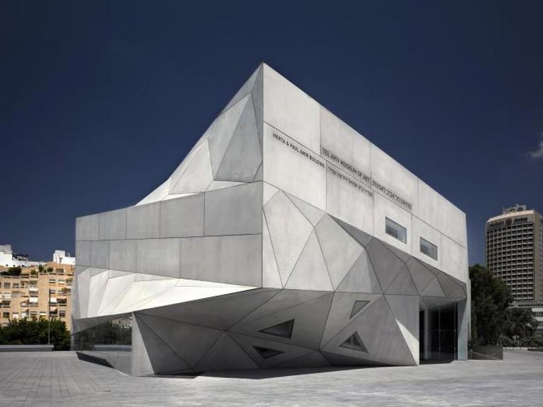 Tel Aviv Museum of Art  Courtesy of Amit Geron