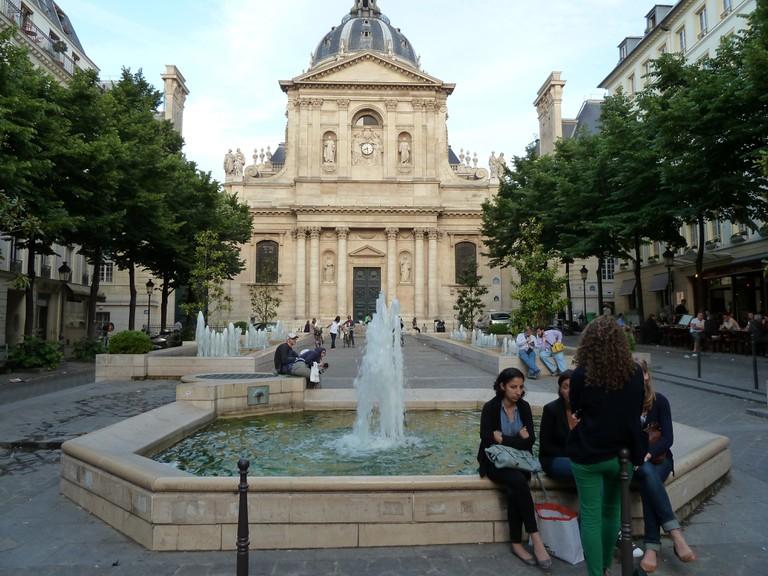 La Sorbonne, Paris|© Vladislav Bezrukov/Flickr