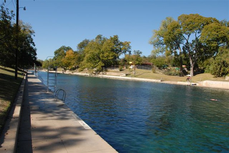 Barton Springs |©midwestnerd/Flickr