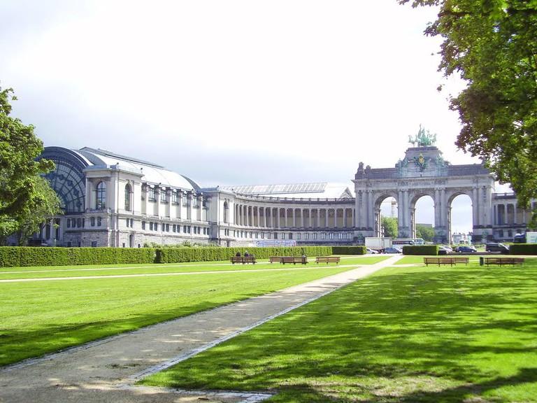 The Cinquantenaire Park   © Ben2/Wikimedia