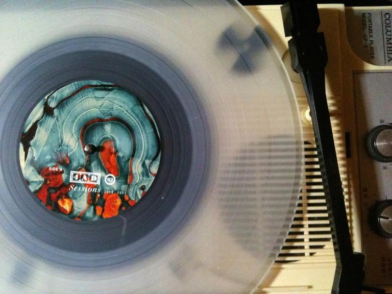 Vinyl Image via Flickr