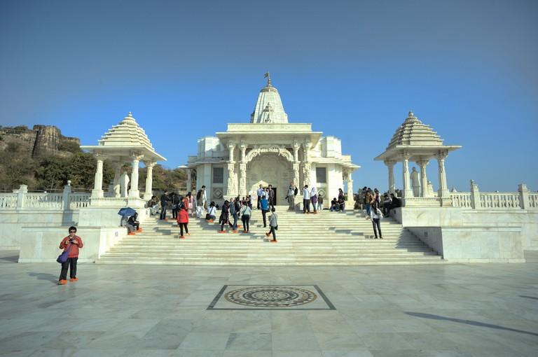 Birla temple in Jaipur © Colin Tsoi / Flickr